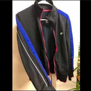 Vintage Nike Zip jacket